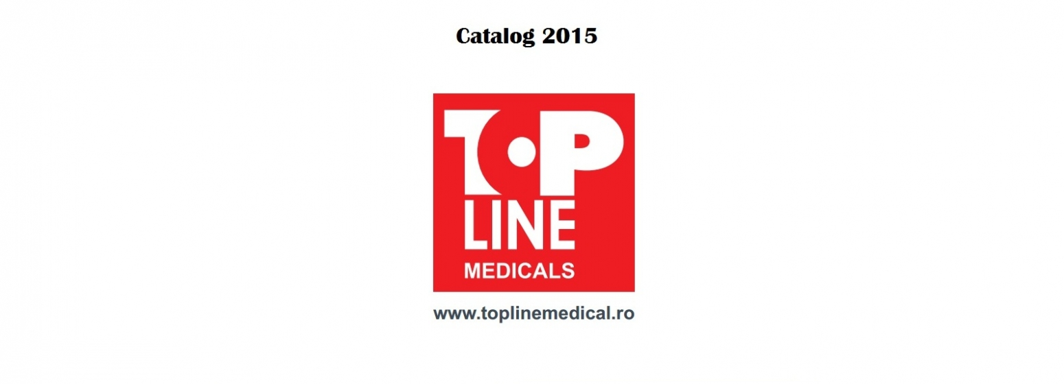 Catalog Top Line Medicals 2015